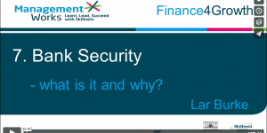 Bank Security the what is it and why